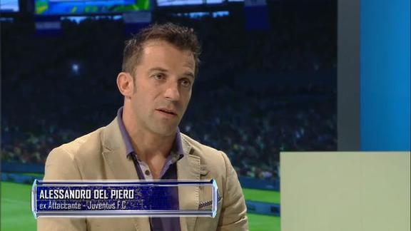 Codice Rosso: Del Piero e Ranocchia sui giovani