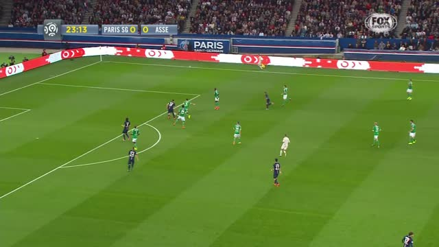 Psg-Saint Etienne 5-0