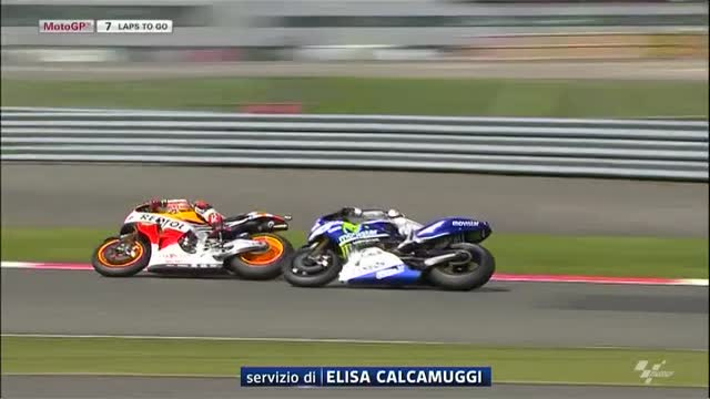 MotoGP, a Silverstone detta legge Marquez