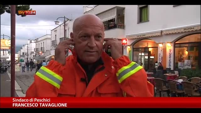 Alluvione Gargano, sindaco Peschici: fenomeno enorme