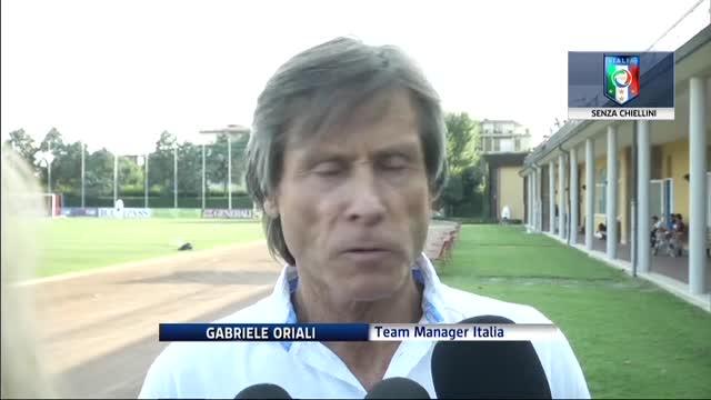 """Oriali: """"La Juve ci aveva dato l'ok per tenere Chiellini"""""""