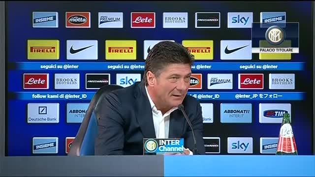 """Mazzarri svela la formazione: """"Torna Palacio dal 1'"""""""