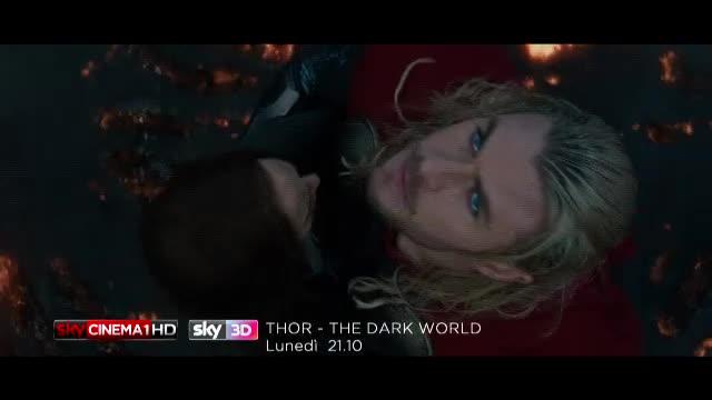 Thor e anteprima I guardiani della Galassia - promo