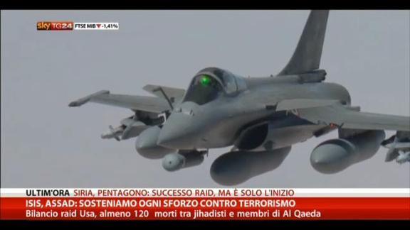 """ISIS, Assad: """"Sosteniamo ogni sfrozo contro terrorismo"""""""