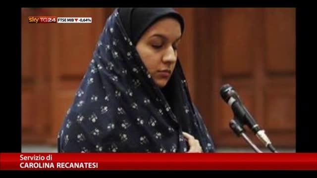 Iran, sui social network petizioni per salvare Reyhaneh