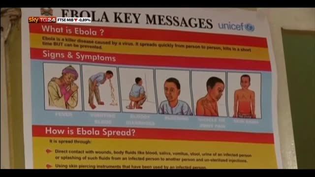 Ebola, virus arriva in Usa, paziente in isolamento a Dallas