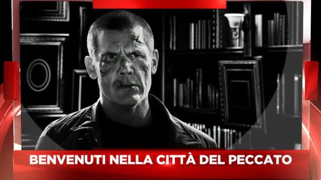 Sky Cine News presenta Sin City - Una donna per cui uccidere