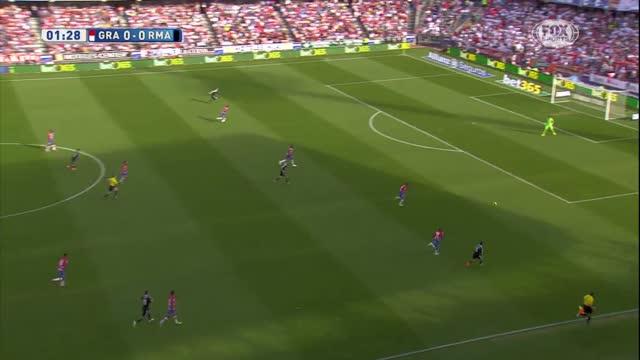 Granada-Real Madrid 0-4