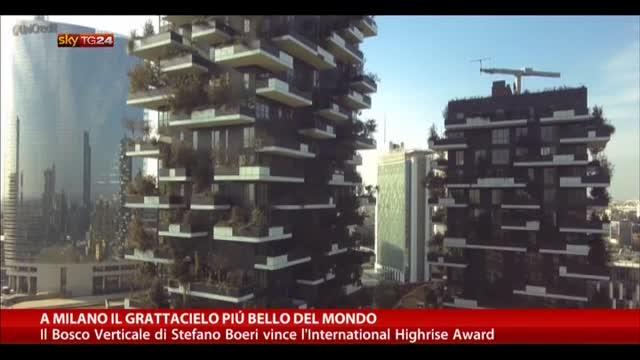 A milano il grattacielo pi bello del mondo video sky - I mobili piu belli del mondo ...