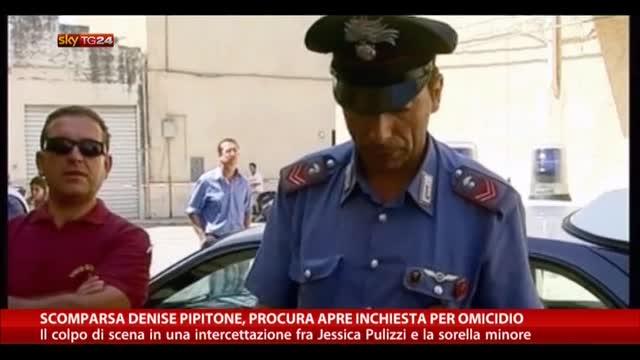 Caso Denise Pipitone, procura apre inchiesta per omicidio