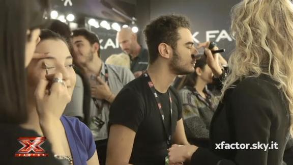 Max Factor: il backstage della Finale