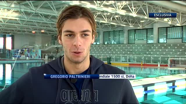 Nuoto, il favoloso 2014 di Gregorio Paltrinieri