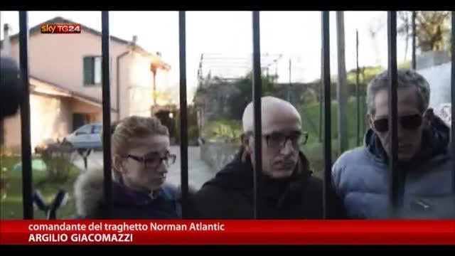 Norman Atlantic, parla il comandante Giacomazzi