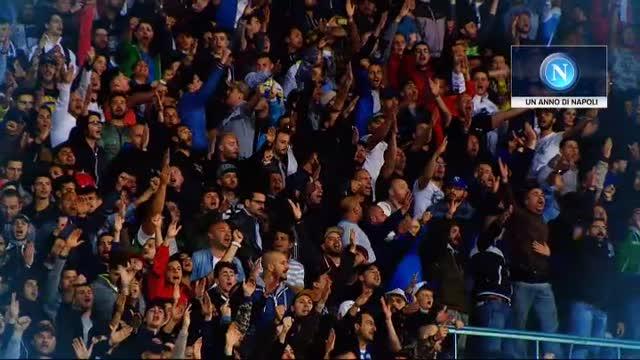 Record di punti e gol, il 2014 del Napoli di Benitez