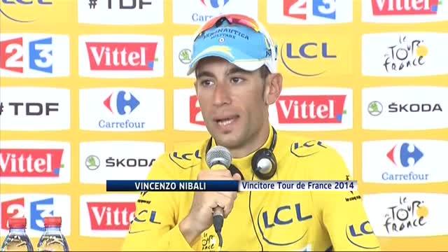 Speciale Nibali, un anno da sogno per lo Squalo siciliano