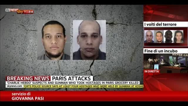 Terrore in Francia, i legami tra i terroristi