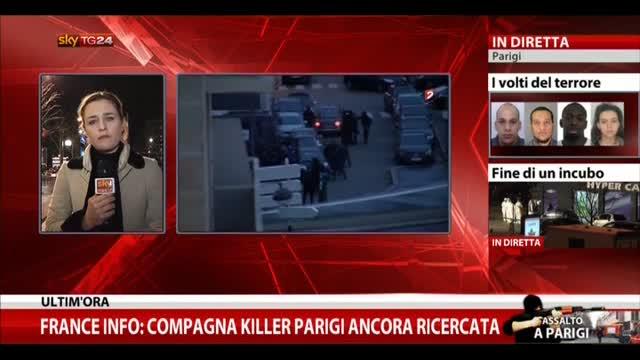 France Info: compagna killer ancora ricercata