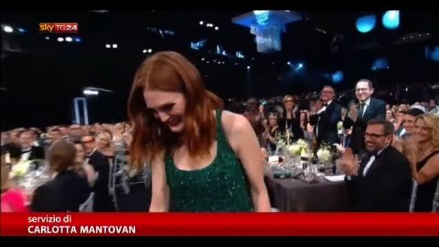 SAG Awards, premi a Birdman, Julienne Moore e Eddie Redmayne