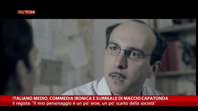 Italiano medio, commedia ironica di Maccio Capatonda