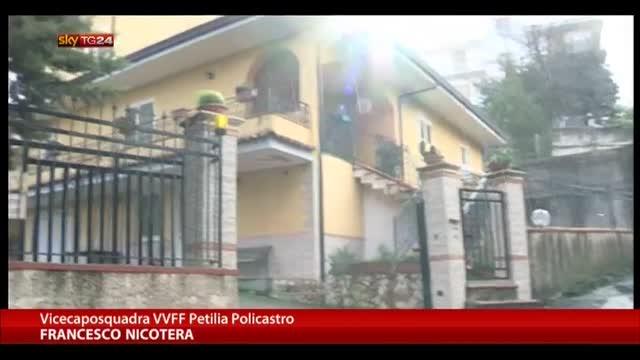 Frana Petilia, sindaco a Renzi: intervenite, siamo soli