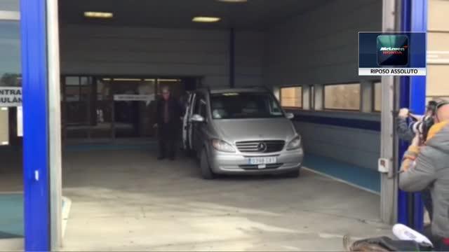 Alonso esce dall'ospedale, non farà i prossimi test