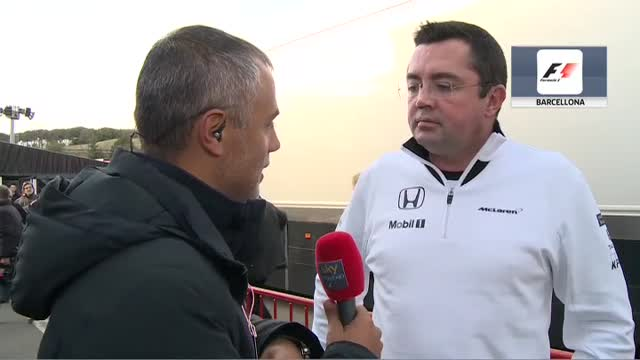"McLaren, Boullier: ""Arriveremo preparati per la prima gara"""
