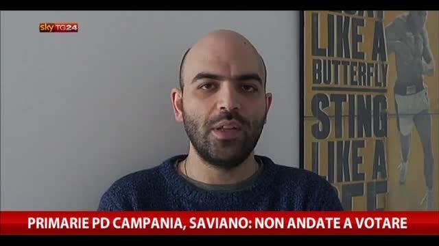 Primarie PD al via in Campania e nelle Marche