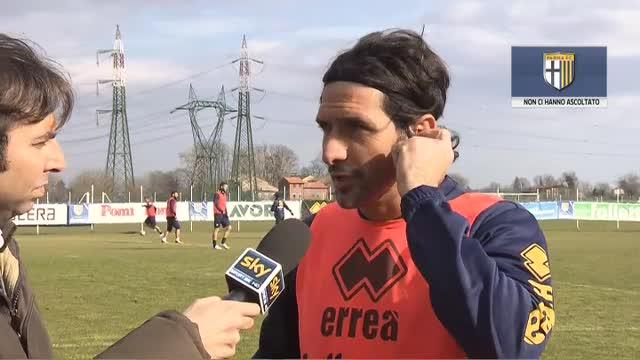"""Parma, Lucarelli: """"Nessuno ci ha ascoltato"""""""