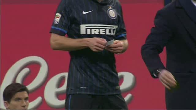 """Inter-Fiorentina, da Mancini """"pizzini"""" ai giocatori"""