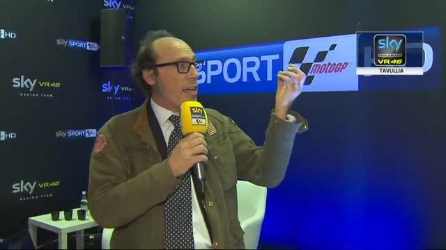 Ecco lo Sky Racing Team VR46, il commento di Guido Meda