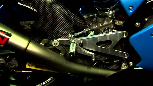 Sky Racing Team VR46: Meda analizza la nuova moto