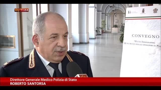 Roma, flussi immigratori e salute: la polizia fa prevenzione