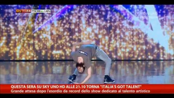 Italias Got Talent Vasca Da Bagno.Questa Sera Su Sky Uno Hd Alle 21 10 Italia S Got Talent Video Sky