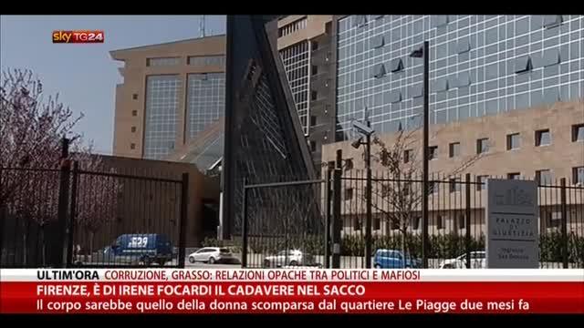 Firenze, è di Irene Focardi il cadavere nel sacco