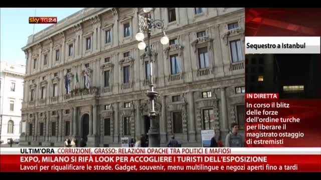 Expo, Milano si rifà look per accogliere turisti