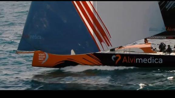 Volvo Ocean Race, la via per Newport è ancora lunga
