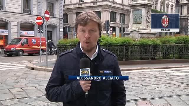 Milan, ultimi aggiornamenti: Mr. Bee è rientrato in albergo