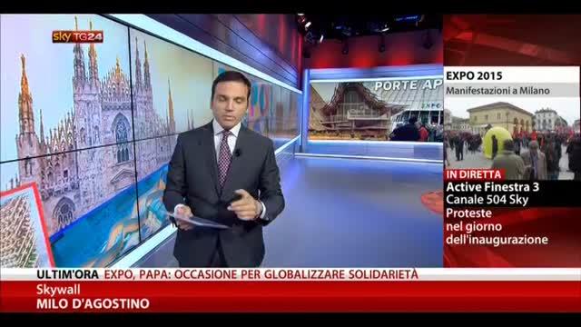 Expo, lo spreco alimentare in Italia