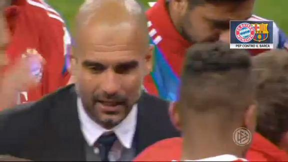 Guardiola sfida il passato: la prima volta contro il Barça