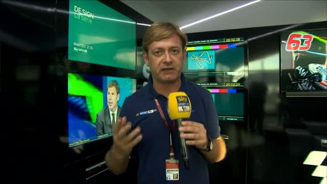 GP Spagna, Fenati e Migno illustrano il circuito di Jerez