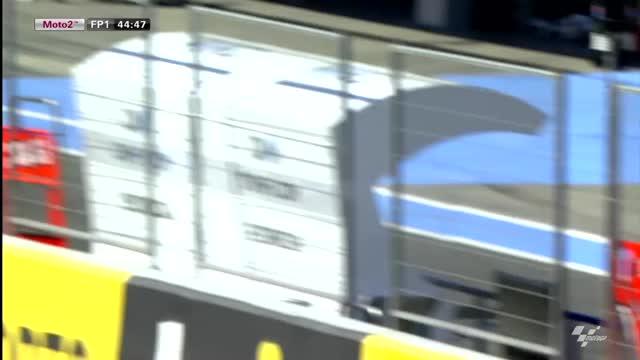 GP Spagna, le immagini più belle delle libere della Moto 2