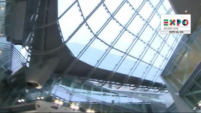 Expo 2015 è partito, c'è tanto sport tra i padiglioni