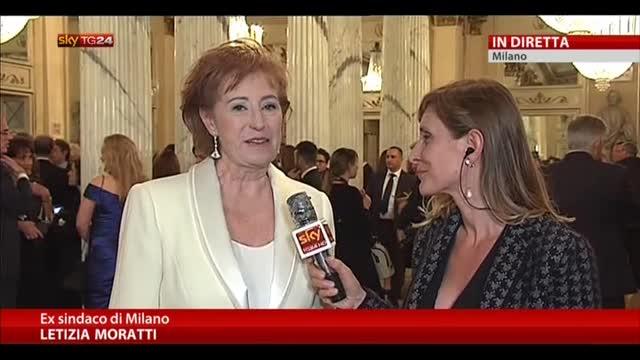 Expo 2015, le parole di Letizia Moratti