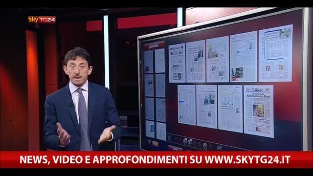 Rassegna stampa nazionale (10.05.2015)