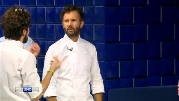 Hell's Kitchen 2 - Mirko cuoco stiloso