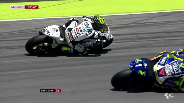 GP Italia, Lorenzo cala il tris davanti a Iannone e Rossi