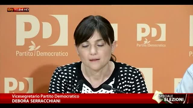 """Regionali, Serracchiani: """"Soddisfatti del nostro lavoro"""""""