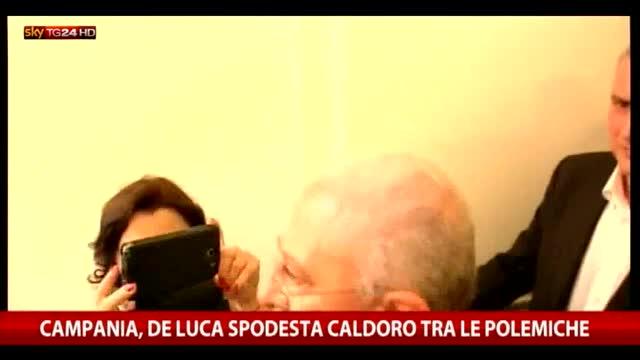 Campania, De Luca batte Caldoro tra le polemiche
