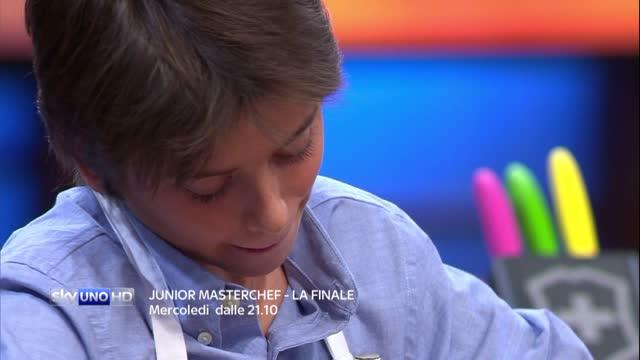 Junior MasterChef - la Finale!