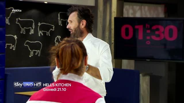 Chef, chiamami Nina! - Hell's Kitchen Italia